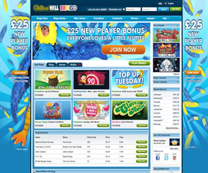 William Hill Bingo/